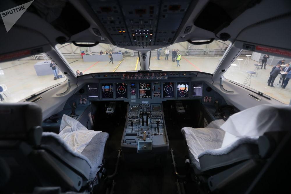 Le 50e Sukhoi Superjet 100 mis en exploitation par la compagnie Aeroflot