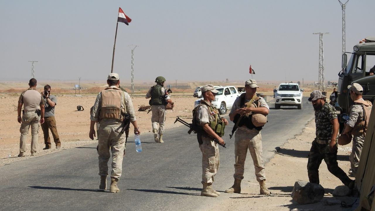 Le couloir humanitaire d'Abou Douhour