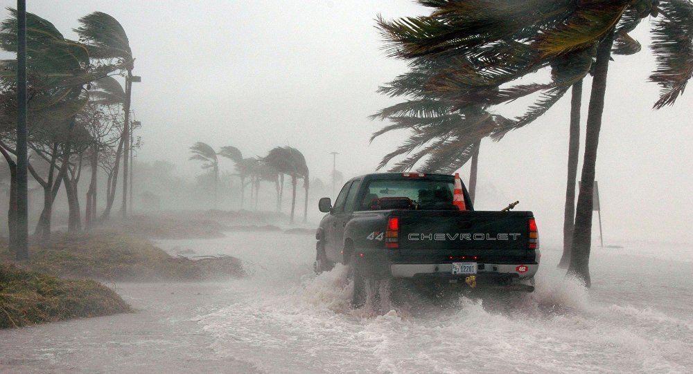 un ouragan