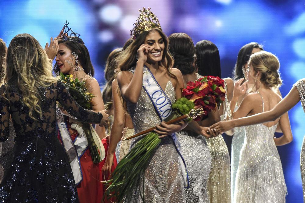 La plus belle Colombienne et ses rivales