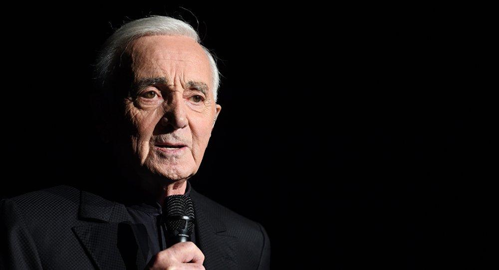 Charles Aznavour s'est éteint à l'âge de 94 ans