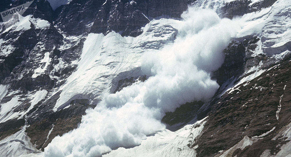 Avalanche (image d'illustration)