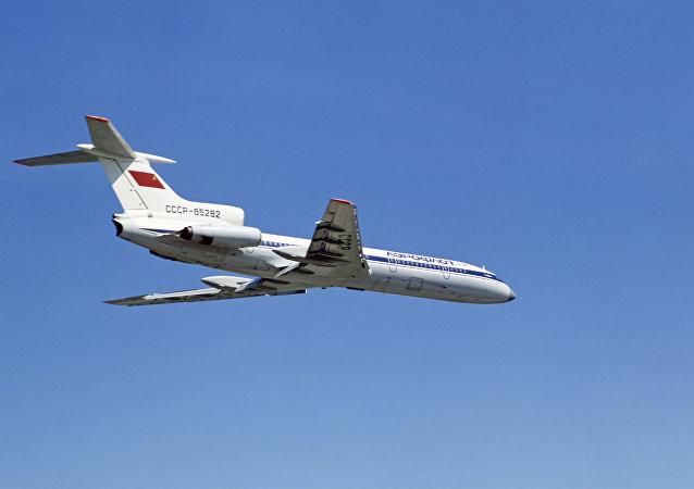 Toupolev Tu-154