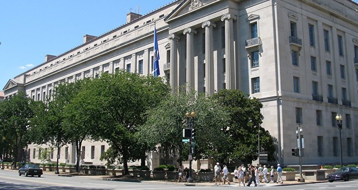 Le ministère de la Justice américain
