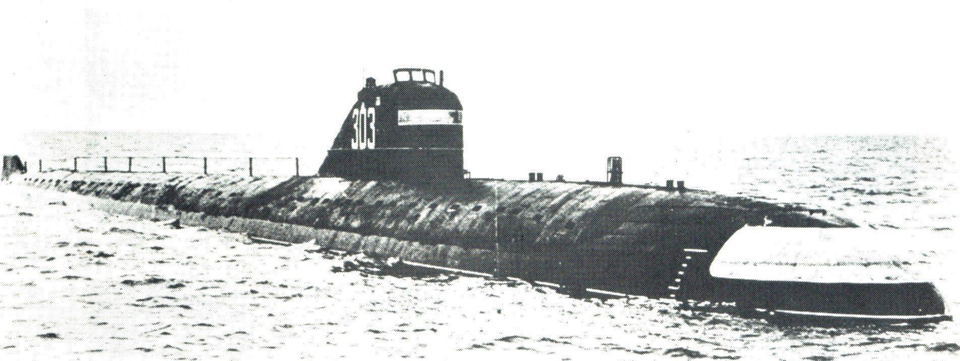 Le K-3 Leninski Komsomol