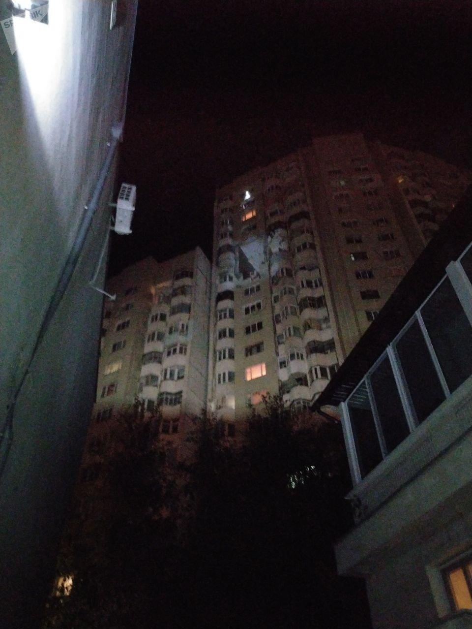 Puissante explosion dans la capitale moldave