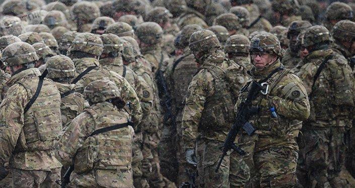 Des soldats de l'Otan