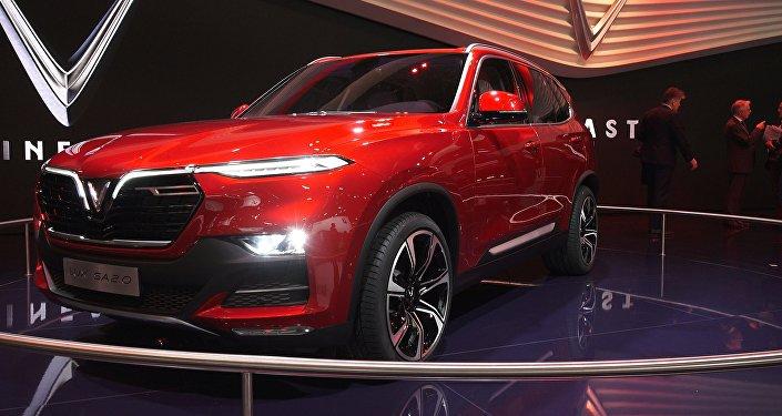 Vinfast: La nouvelle star… vietnamienne du Mondial de l'Auto