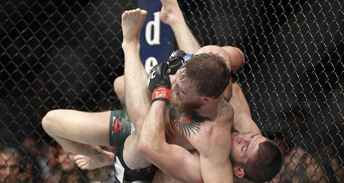 Nurmagomedov VS McGregor