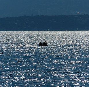 Un océan (image d'illustration)