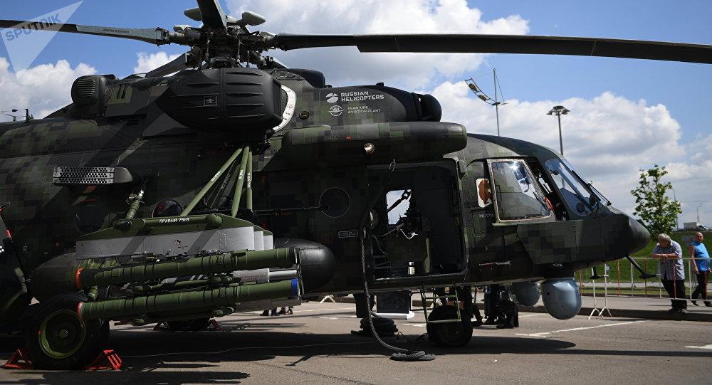 Un Mi-171Sh
