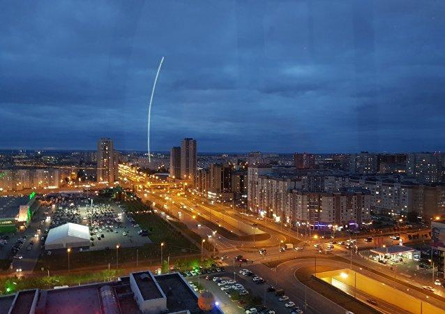 La vie nocturne de Kazan
