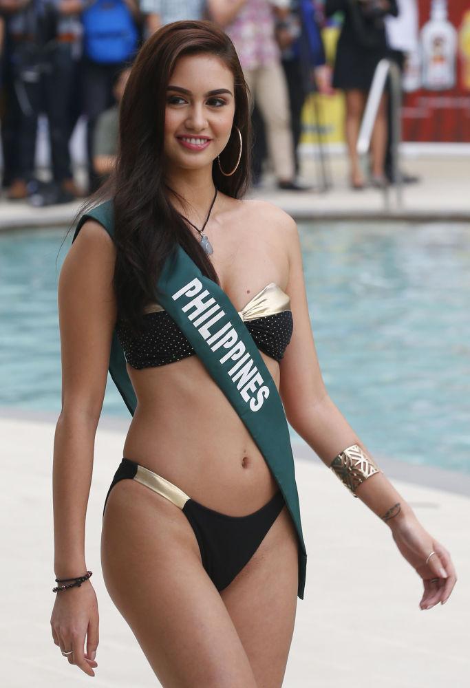Les prétendantes au titre de Miss Terre 2018