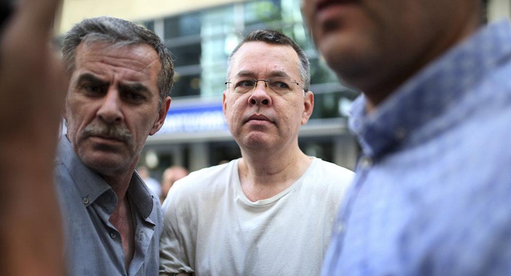 Libération du pasteur américain Brunson incarcéré en Turquie