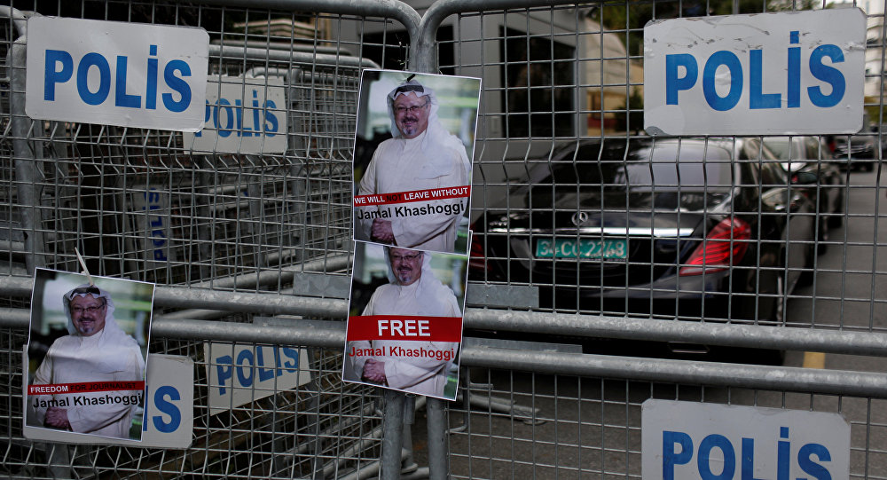 journaliste saoudien Jamal Khashoggi
