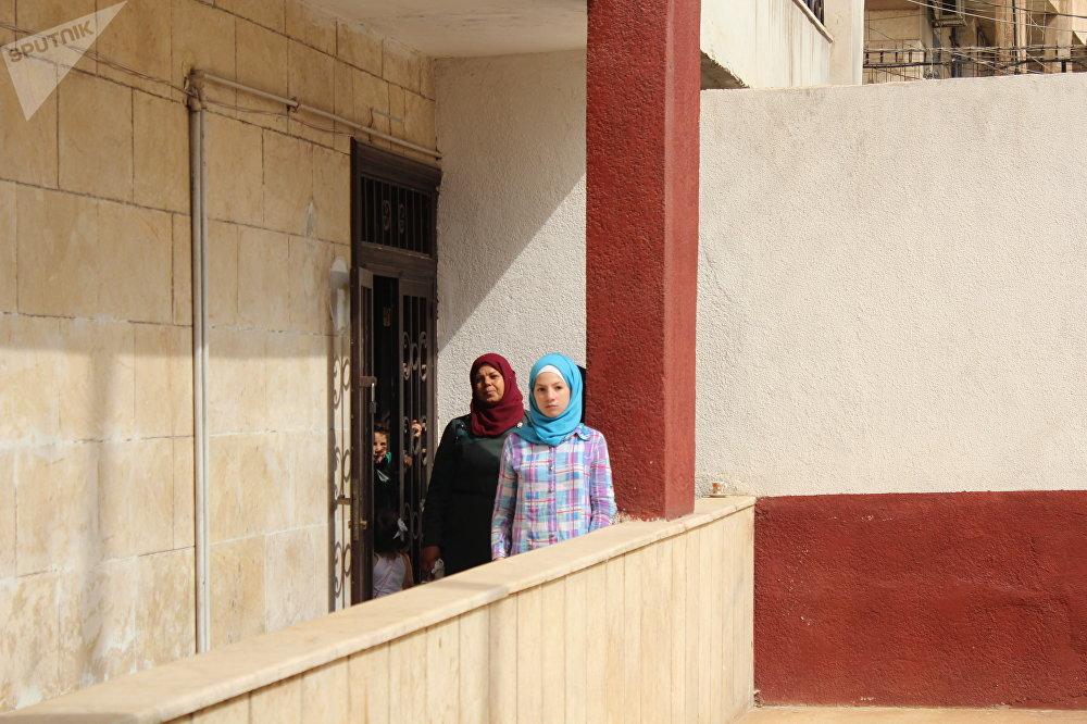 Au Centre de secours et de développement
