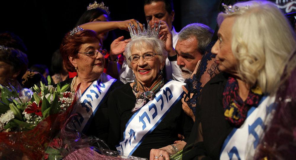 Tova Ringer, gagnante de la Miss Holocaust Survivor 2018
