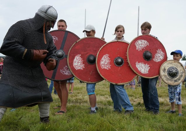 Des Vikings