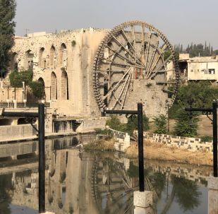 La ville syrienne de Hama