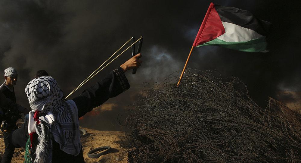 L'entrée est de nouveau ouverte — Gaza