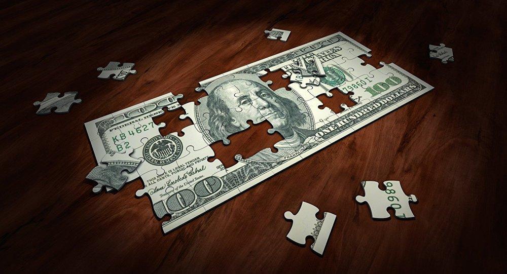 Dollar. Image d'illustration