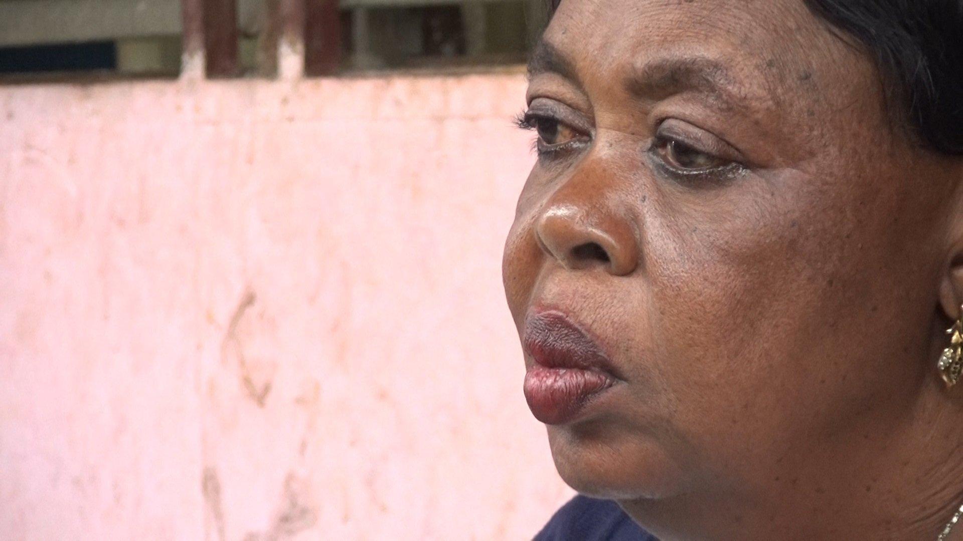 Élisabeth Tchamo
