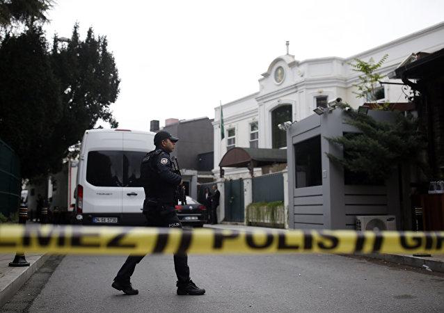 La police turque enquête sur la disparition de Jamal Khashoggi au consulat d'Arabie saoudite à Istanbul