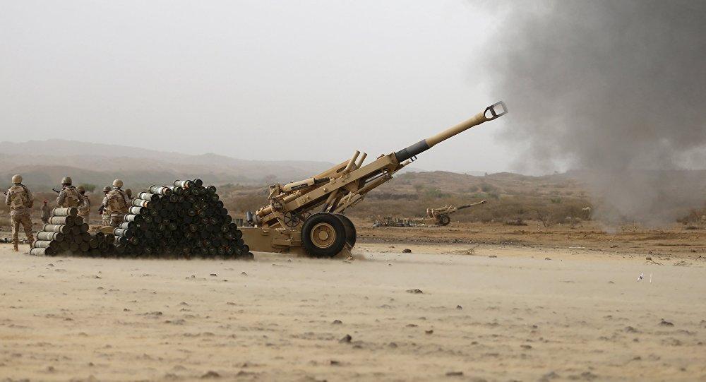 L'artillerie saoudienne (image d'illustration)