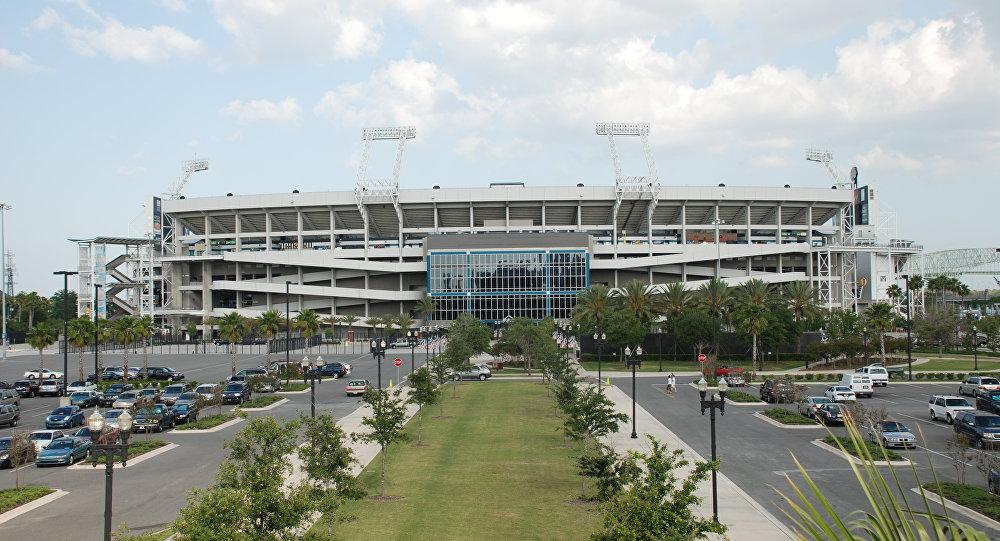 Le stade TIAA Bank Field de Jacksonville