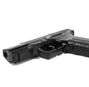 Un pistolet airsoft