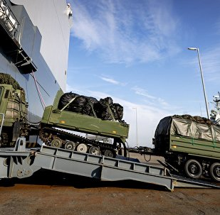 Exercices Trident Juncture