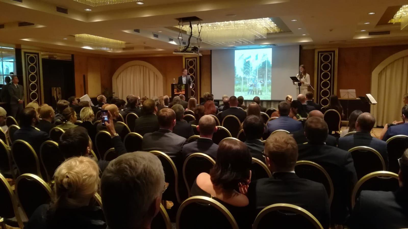 Inauguration de la Fondation franco-russe des initiatives historiques à Moscou