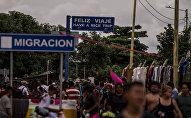 Des caravanes de Honduriens «à l'assaut» des États-Unis