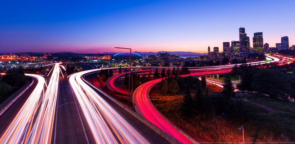 Les embouteillages dans les grandes villes