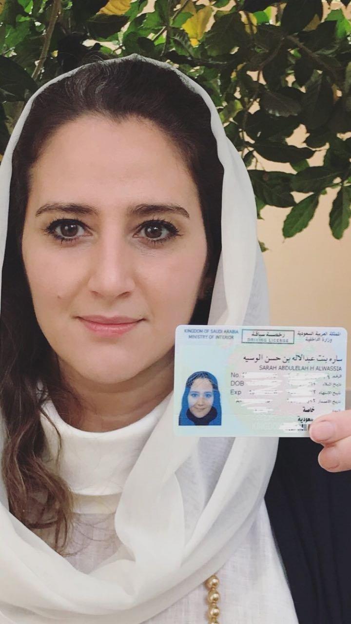 Des Saoudiennes au volant
