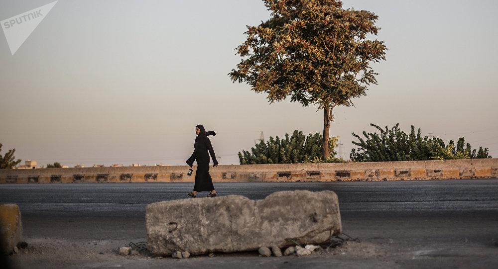 Femme syrienne, image d'illustration