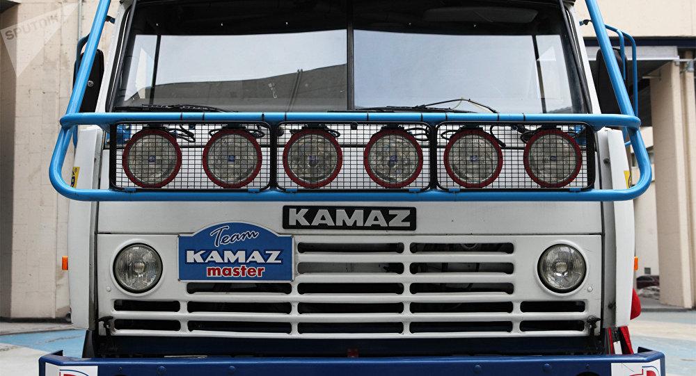 Poids-lourd KamAZ