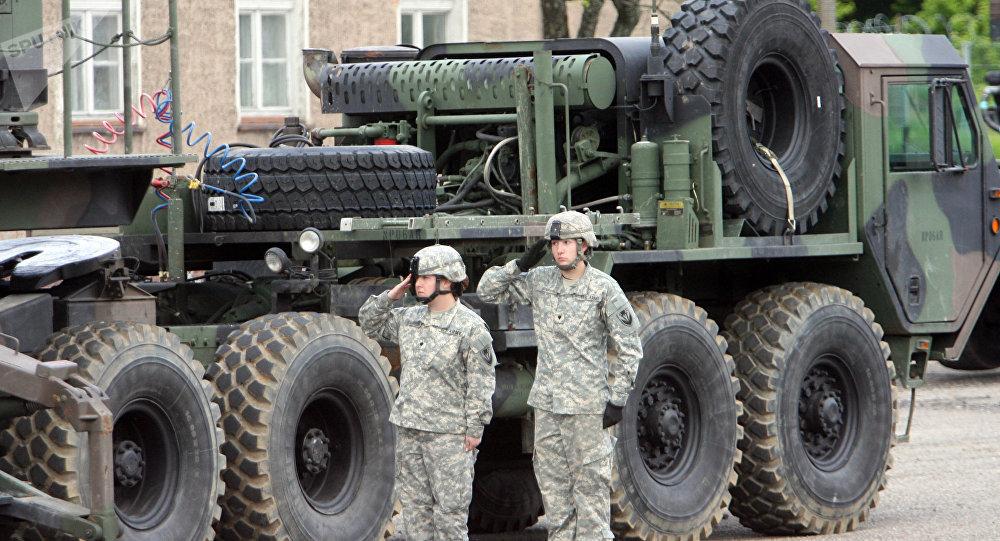 Missiles sol-air américains Patriot