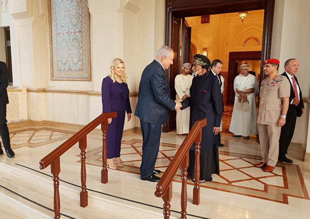 Visite du premier ministre israélien Benjamin Netanyahu à Oman