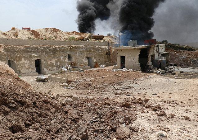 Le gouvernorat d'Idlib (image d'illustration)