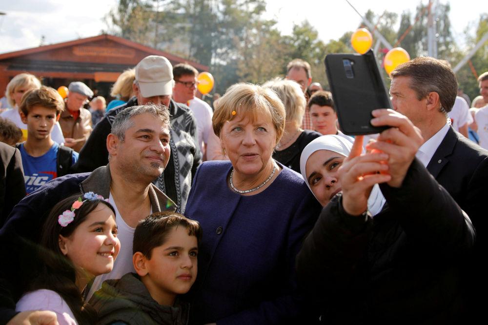 Angela Merkel – rétrospective