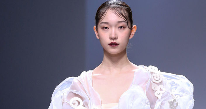 Les plus belles tenues de la China Fashion week à Pékin