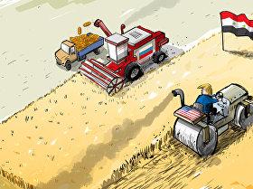 La Russie créera en Syrie le plus important centre d'exportation de blé au Proche-Orient