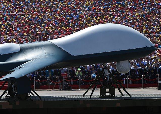 Aéronef sans pilote chinois. Photo d'archive