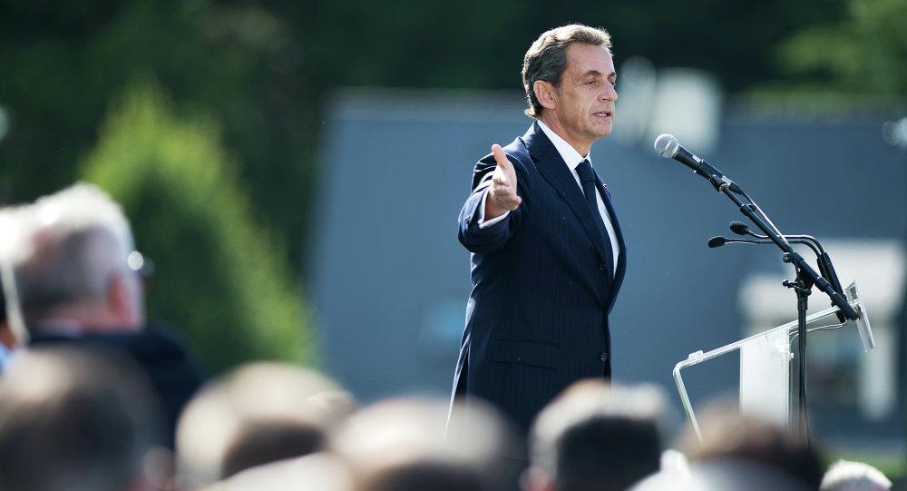 Sarkozy va représenter Macron lors d'une cérémonie en Géorgie