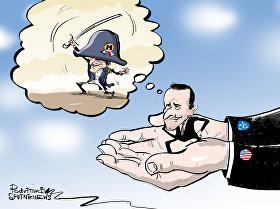 «Face à la Russie», Macron évoque la création d'une «vraie armée européenne»