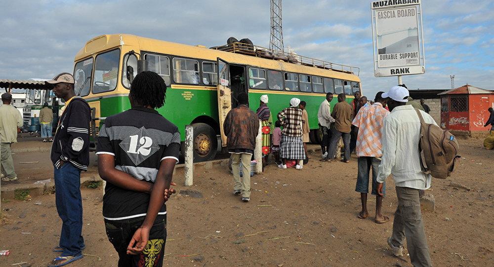 Un bus à Harare (image d'illustration)