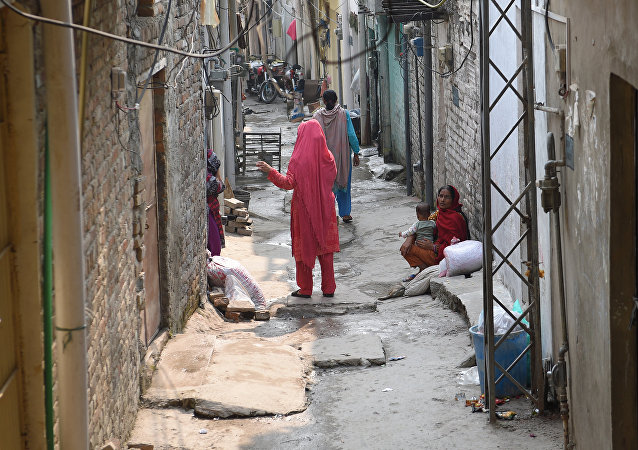 femmes pakistanaises