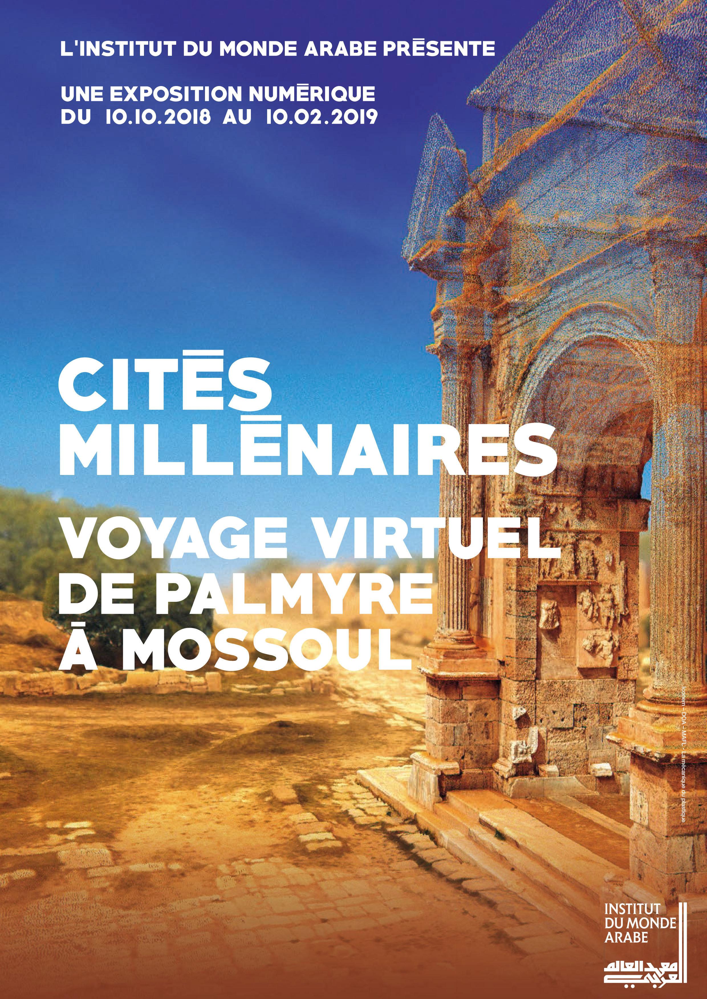 AFFICHES CITES MILLENAIRES