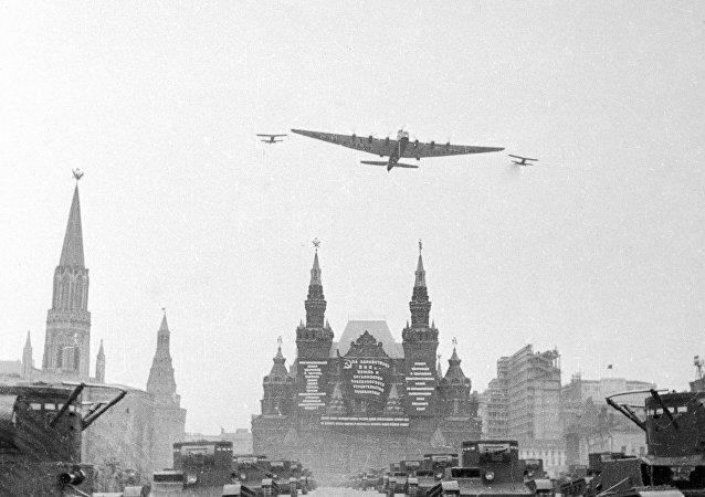 Les avions légendaires d'Andreï Tupolev: guerre et paix